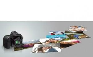 Appareil photo et tirages papier