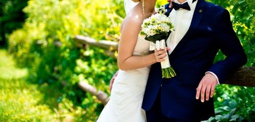 Quand le bouquet de mariée donne le ton au mariage