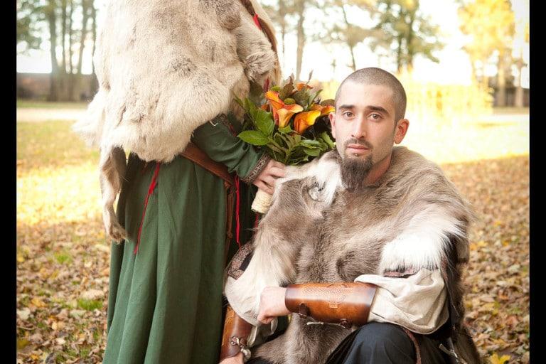 Mariage Viking en Normandie une réelle découverte